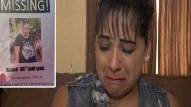 Desesperada por desaparición de su hija