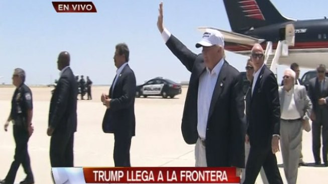 Donald Trump cree que gana el voto hispano