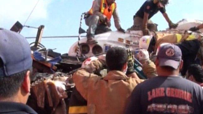 Choque en carretera a Reynosa causa 9 muertos