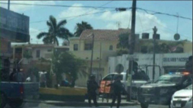 Más tiroteos en Matamoros