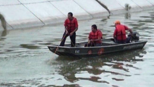 Joven se ahoga en canal de Reynosa