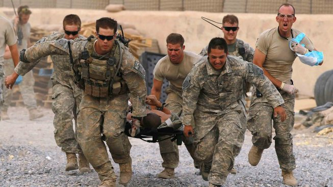Dos soldados estadounidenses fueron asesinados y otros heridos por un militar afgano