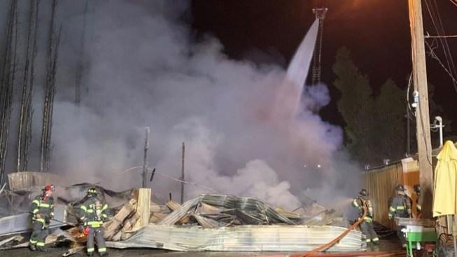 Incendio afecta a varias familias en McAllen