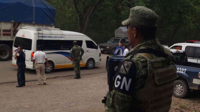 México intensifica búsqueda de migrantes por presión de EEUU