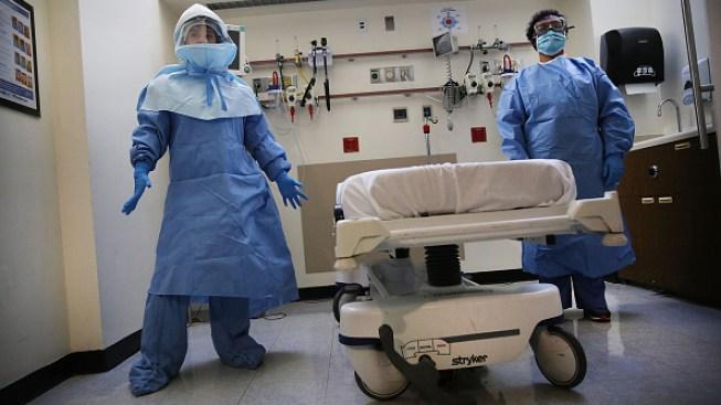 Reo finge tener ébola y paraliza cárcel