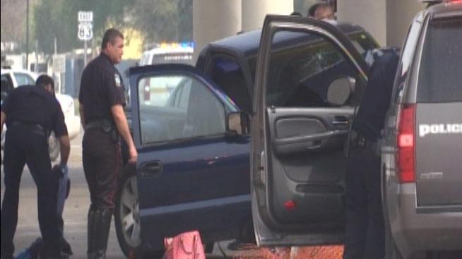 Arrestan a tres personas tras persecución