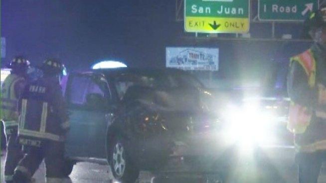 Accidentes de tránsito en fin de semana santo