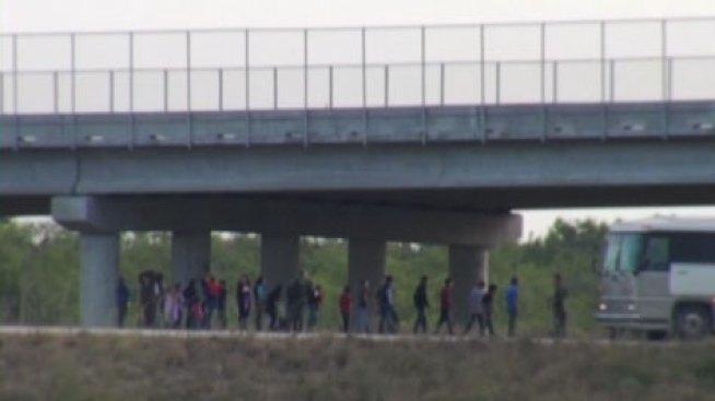 Preocupa cantidad de indocumentados que cruza frontera