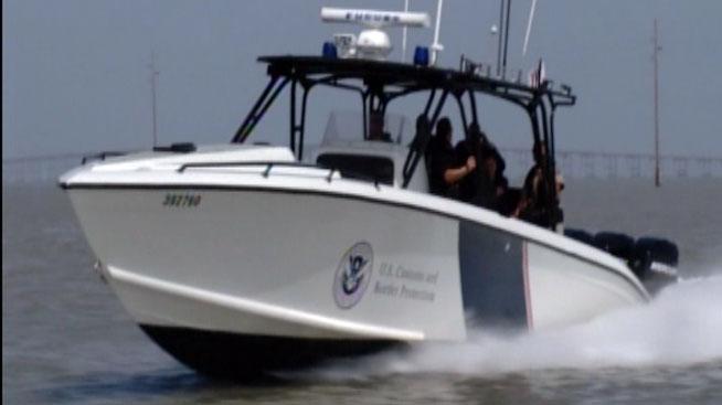 Protegiendo la frontera en alta mar