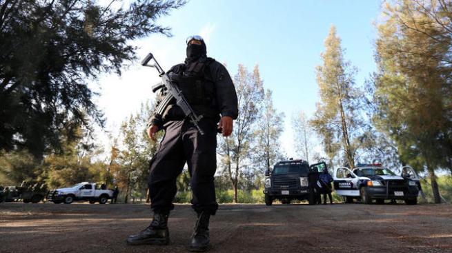 Cae presunto asesino de estadounidense en México