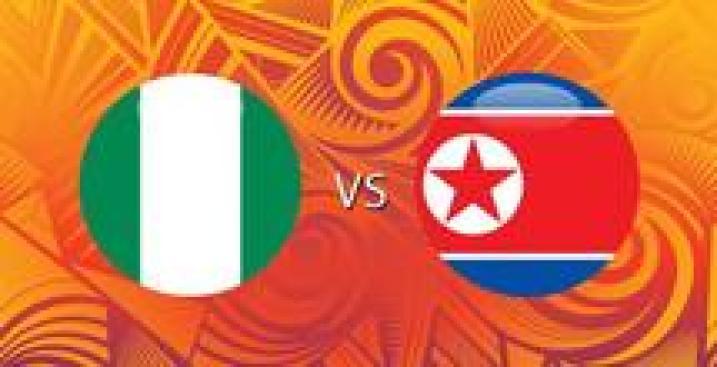 En Vivo: Nigeria vs. RDP de Corea