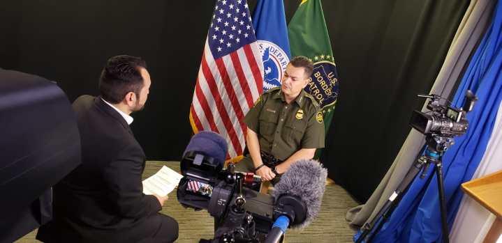 [TLMD - McAllen] Los retos que enfrenta el nuevo Jefe de la Patrulla Fronteriza
