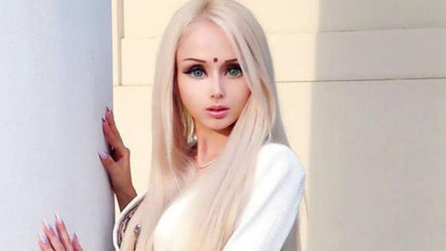 Alina Kovalevskaya, la nueva 'Barbie Humana' ¿sin